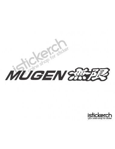 Tuning Marken Mugen Logo