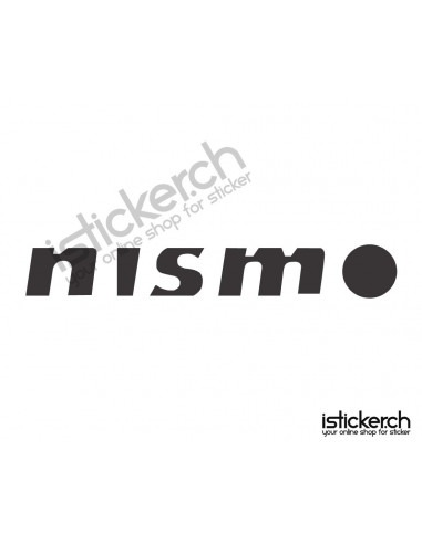 Tuning Marken Nismo Logo 2