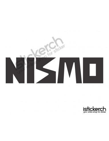Tuning Marken Nismo Logo 3