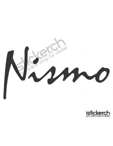 Tuning Marken Nismo Logo 4