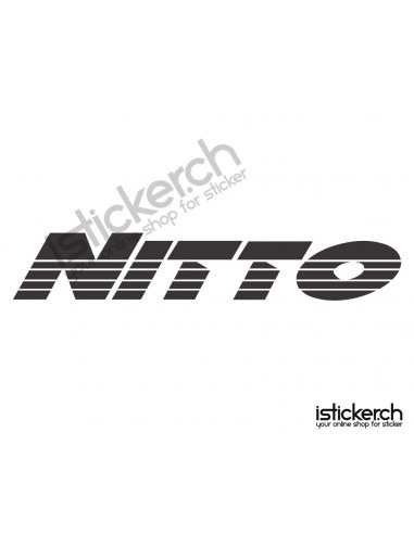 Tuning Marken Nitto Logo