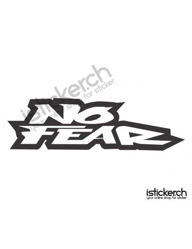Tuning Marken No Fear Logo 4