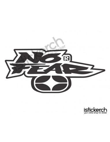 Tuning Marken No Fear Logo 5
