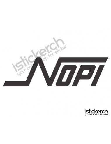 Tuning Marken Nopi Logo