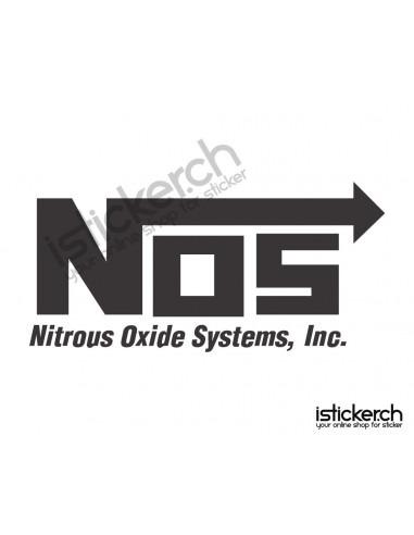 Tuning Marken Nos Logo 2