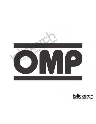 Tuning Marken OMP Logo