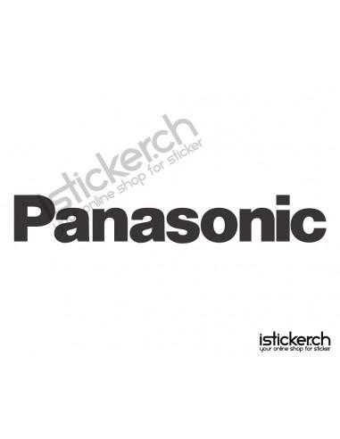 Tuning Marken Panasonic Logo