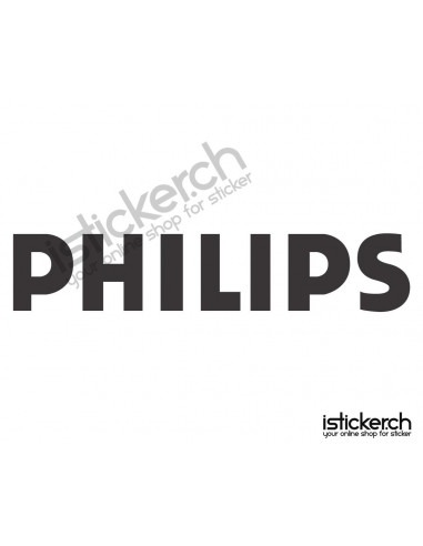 Tuning Marken Philips Logo