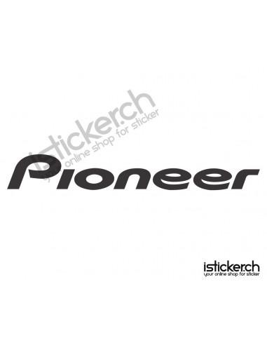 Tuning Marken Pioneer Logo 1