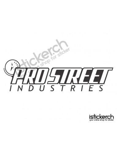 Tuning Marken Pro Street Logo