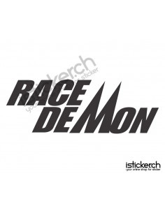 Race Demon Logo