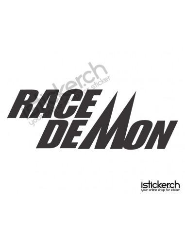Race Demon Logo
