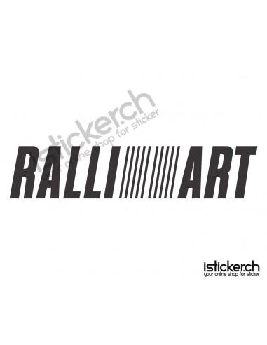 Tuning Marken Ralli Art Logo