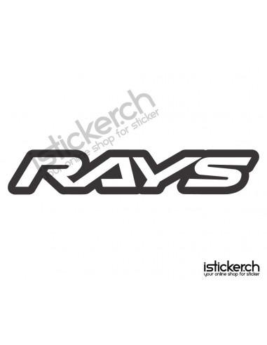 Tuning Marken Rays Logo 1