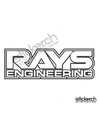 Tuning Marken Rays Logo 2