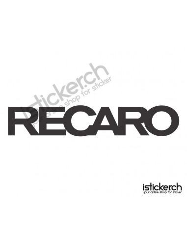 Tuning Marken Recaro Logo