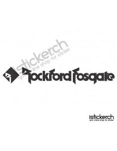 Rockford Fosgate Logo 1