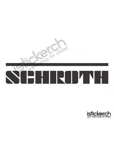 Tuning Marken Schroth Logo