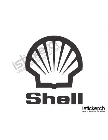 Tuning Marken Shell Logo