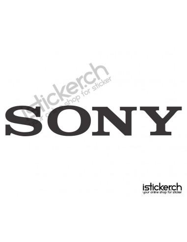 Tuning Marken Sony Logo