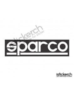 Sparco Logo 1