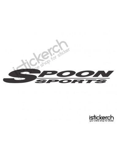 Tuning Marken Spoon Sports Logo