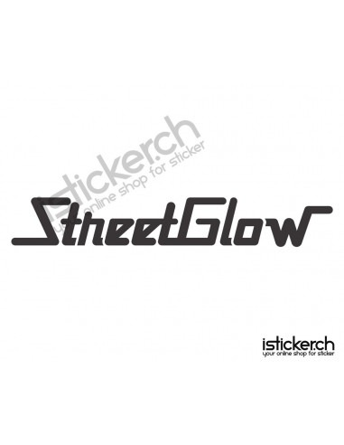 StreetGlow Logo