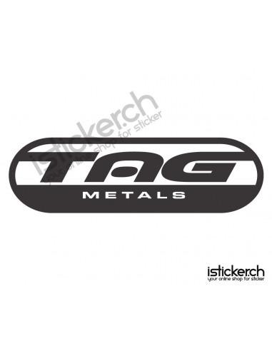 Tuning Marken Tag Metals Logo 2