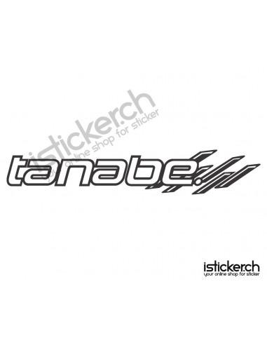 Tuning Marken Tanabe Logo 2
