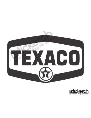 Tuning Marken Texaco Logo 1