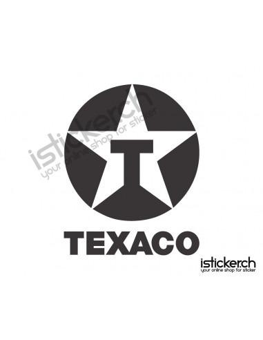 Tuning Marken Texaco Logo 2
