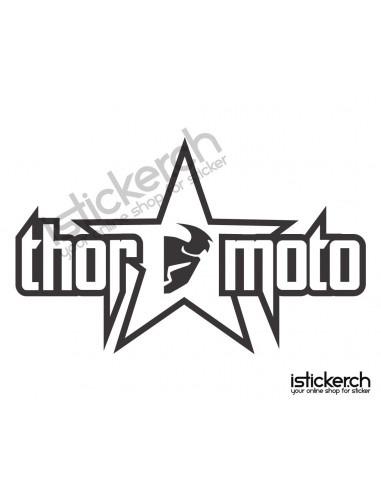 Thor Moto Logo