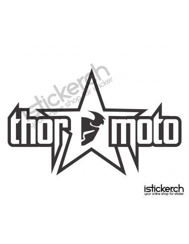 Tuning Marken Thor Moto Logo