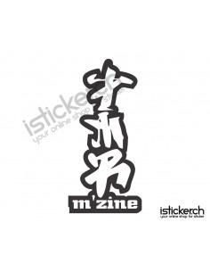 TMR M'Zine Logo