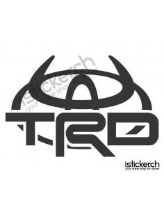 Toyota TRD Logo 1