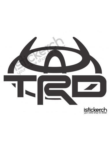 Tuning Marken Toyota TRD Logo 1