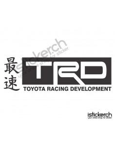 Toyota TRD Logo 2
