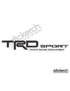 Toyota TRD Logo 3