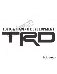 Toyota TRD Logo 4