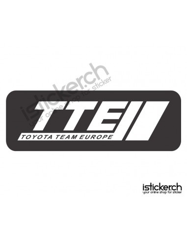 Toyota Team Europe Logo