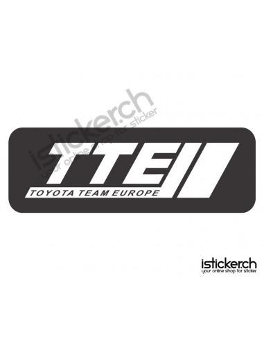 Tuning Marken Toyota Team Europe Logo