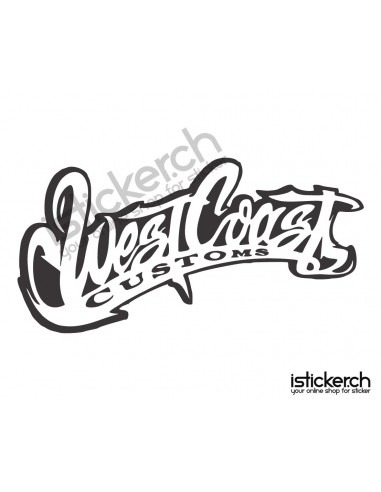 West Coast Customs Logo 1