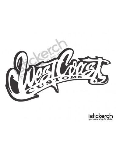 Tuning Marken West Coast Customs Logo 1