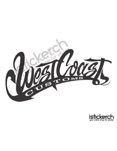 Tuning Marken West Coast Customs Logo 2