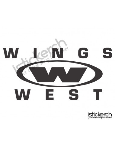 Wings West Logo