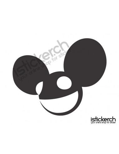 Band Logos Deadmau5 Logo