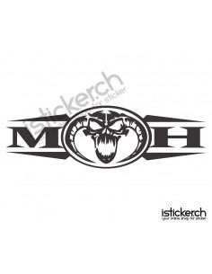 Masters of Hardcore Logo