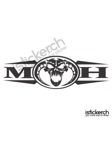 Band Logos Masters of Hardcore Logo