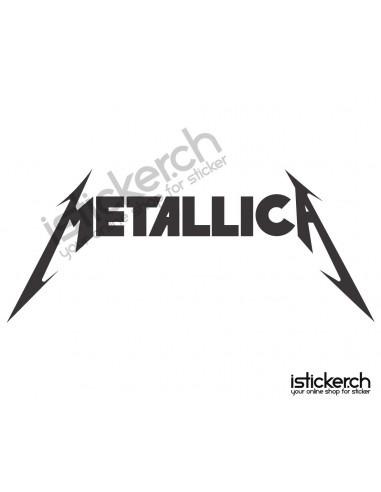 Band Logos Metallica Logo