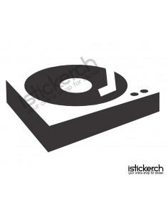 DJ Turntable 2